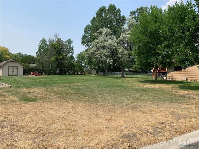 1111 Denway Lot 9, Billings, MT 59105 (MLS #323491) :: MK Realty