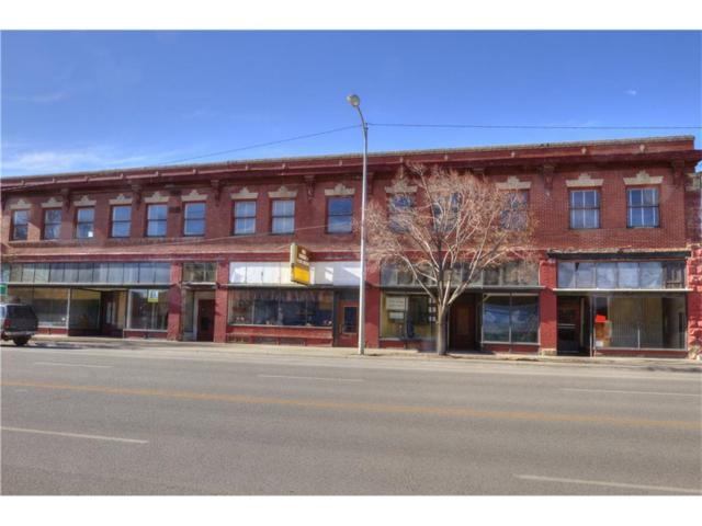 220 Main Street, Roundup, MT 59072 (MLS #265620) :: Realty Billings