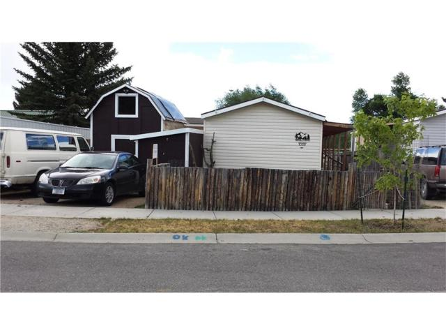 1028 Coutts Avenue, Red Lodge, MT 59068 (MLS #270157) :: Search Billings Real Estate Group