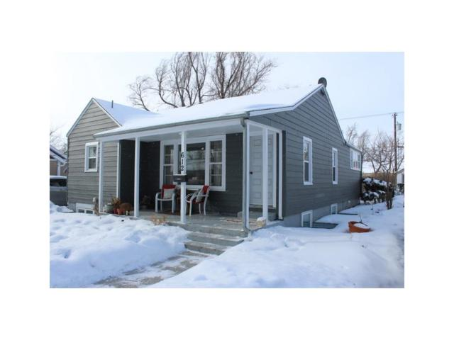 612 N Choteau Avenue, Hardin, MT 59034 (MLS #270466) :: Realty Billings