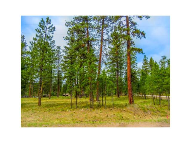 Lot 106 Cougar Ct, Seeley Lake, Other-See Remarks, MT 59868 (MLS #271814) :: Realty Billings