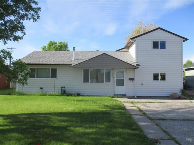 706 S 1st Street, Hardin, MT 59034 (MLS #272321) :: Realty Billings