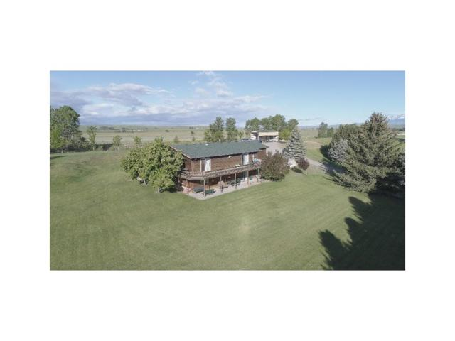 57 A Yellowstone River Road, Other-See Remarks, MT 59011 (MLS #272325) :: The Ashley Delp Team