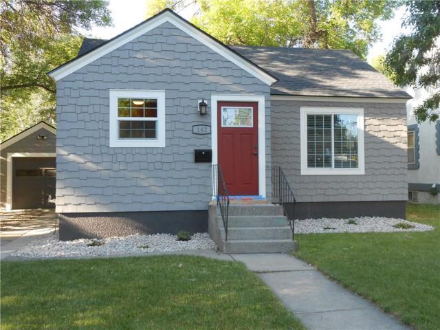 142 Alderson Ave, Billings, MT 59101 (MLS #274734) :: Realty Billings