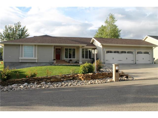 3203 Turnberry Circle, Billings, MT 59101 (MLS #275005) :: Realty Billings