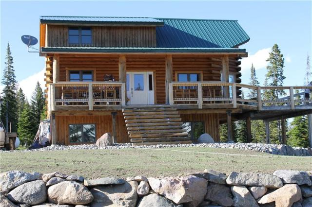 TBD Pilots Roost, Cooke City, MT 59020 (MLS #275147) :: The Ashley Delp Team