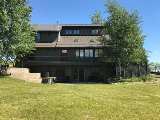 17 Beavertail Road, Red Lodge, MT 59068 (MLS #275151) :: Realty Billings