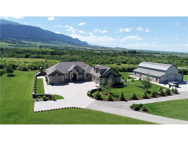 NSN Remington Ranch, Red Lodge, MT 59068 (MLS #275232) :: Realty Billings