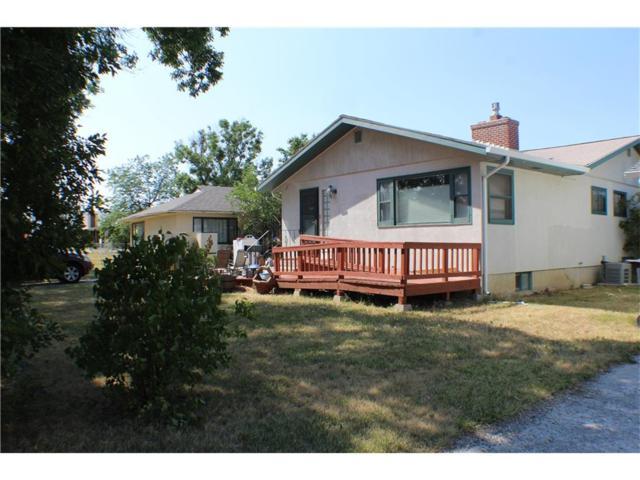 609 2nd St West, Hardin, MT 59034 (MLS #275668) :: Realty Billings