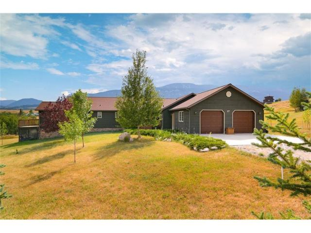 27 Beavertail Road, Red Lodge, MT 59068 (MLS #277392) :: Realty Billings