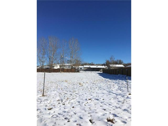 Block 1 Lot 1A Horn Street, Billings, MT 59101 (MLS #277465) :: The Ashley Delp Team