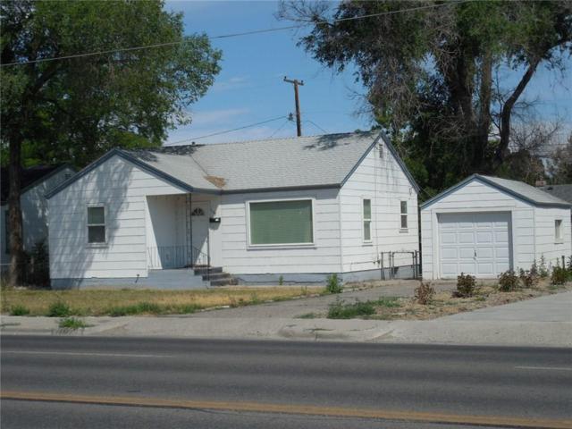 1137 Central, Billings, MT 59102 (MLS #277586) :: Realty Billings