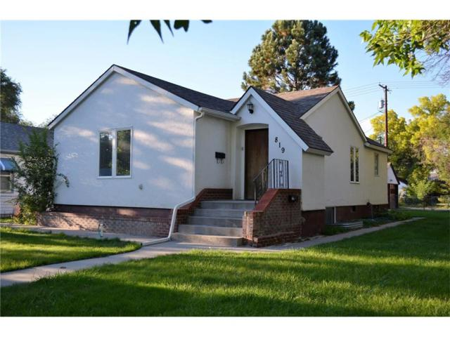 819 Howard Ave, Billings, MT 59101 (MLS #279143) :: Realty Billings