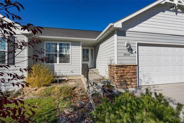 6649 Cove Creek Dr., Billings, MT 59106 (MLS #279254) :: Realty Billings