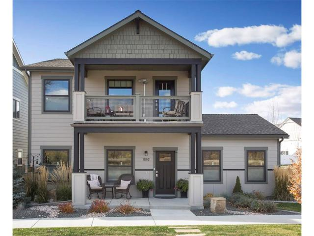 1802 Songbird Drive, Billings, MT 59101 (MLS #279263) :: Realty Billings