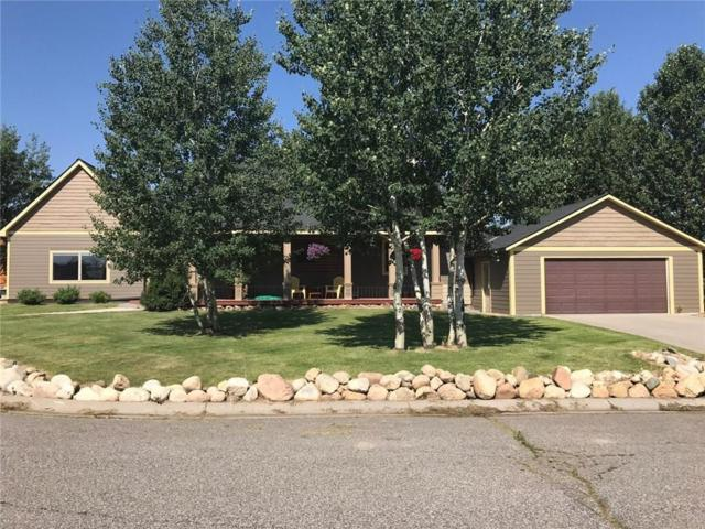 209 Barrier Circle W, Red Lodge, MT 59068 (MLS #280440) :: The Ashley Delp Team