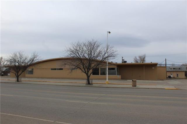 618 N Center Avenue, Hardin, MT 59034 (MLS #280918) :: Realty Billings