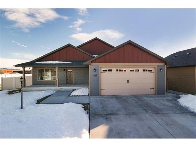 1115 Wilderness Drive, Billings, MT 59106 (MLS #281035) :: The Ashley Delp Team