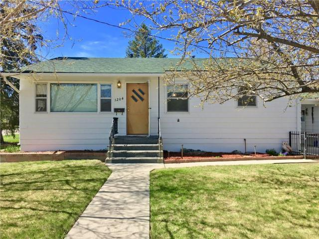 1204 17TH Street W, Billings, MT 59102 (MLS #281319) :: The Ashley Delp Team