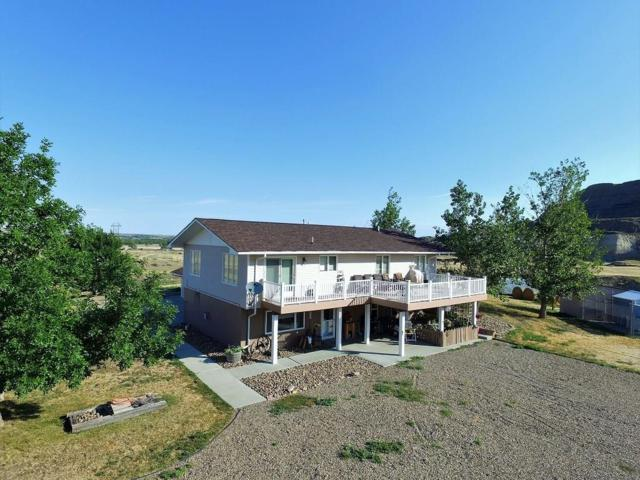 402 Fas 335, Glendive, MT 59330 (MLS #281471) :: Realty Billings