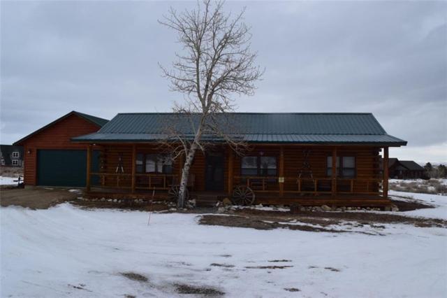 29 Pueblo Trail, Red Lodge, MT 59065 (MLS #281687) :: Realty Billings