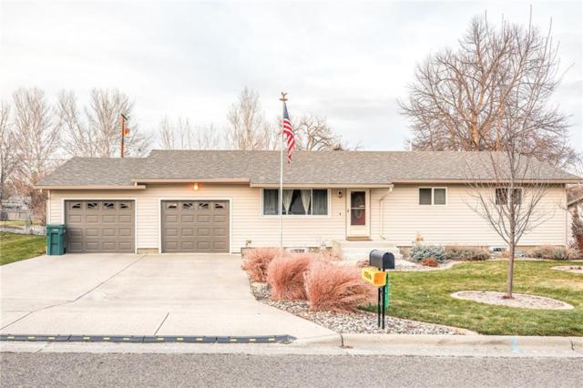 205 Stillwater, Billings, MT 59105 (MLS #281937) :: Realty Billings