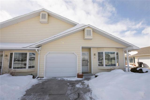 3363 Crater Lake Ave, Billings, MT 59102 (MLS #281938) :: Realty Billings