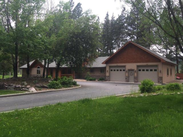 233 Golf View Dr, Seeley Lake, Other-See Remarks, MT 59868 (MLS #282167) :: Search Billings Real Estate Group