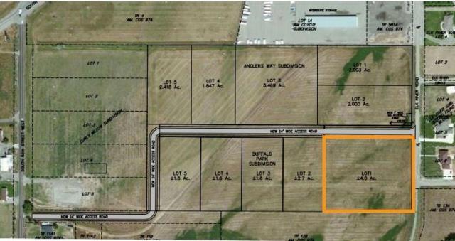 Blk 1 Lot 1 Buffalo Park Subd, Billings, MT 59101 (MLS #283221) :: Realty Billings