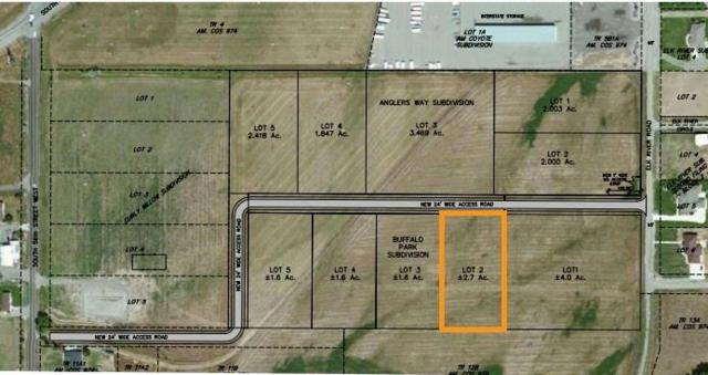 Blk 1 Lot 2 Buffalo Park Subd, Billings, MT 59101 (MLS #283222) :: Realty Billings