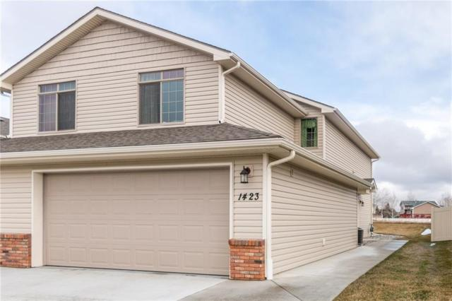 1423 Naples St, Billings, MT 59105 (MLS #283309) :: The Ashley Delp Team