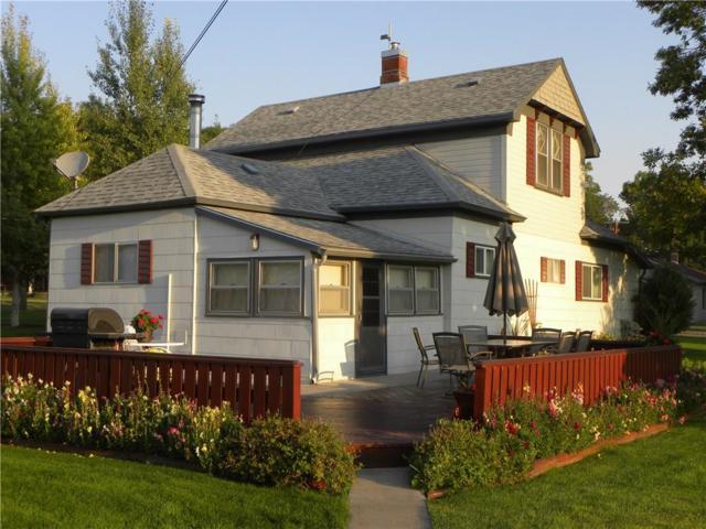 218 W River Street, Fromberg, MT 59029 (MLS #283310) :: Realty Billings