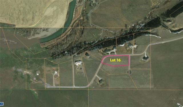LOT 16 Clarks Point Drive, Laurel, MT 59044 (MLS #283370) :: Realty Billings