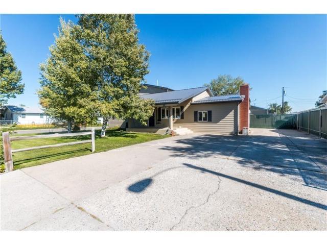 927 N Crow Avenue, Hardin, MT 59034 (MLS #283376) :: Realty Billings