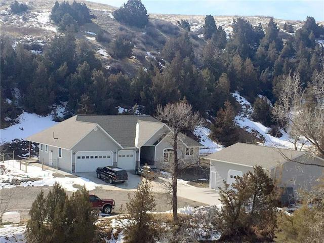 4541 Juniper Circle, Billings, MT 59101 (MLS #283577) :: Realty Billings