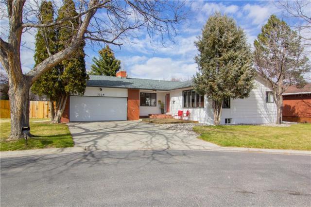 3229 Fairmeadow Drive, Billings, MT 59102 (MLS #283654) :: Realty Billings