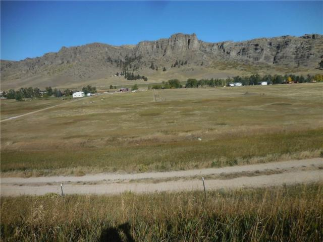 Lot 3C Upper Midnight Canyon Rd, Absarokee, MT 59001 (MLS #283809) :: Realty Billings