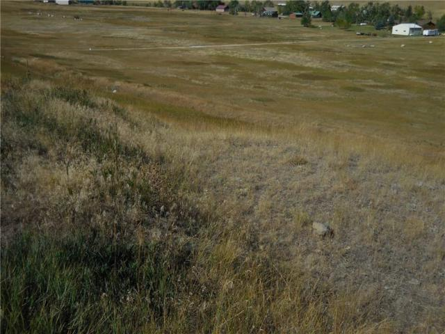 Lot 3D Midnight Canyon Road, Absarokee, MT 59001 (MLS #283811) :: Realty Billings