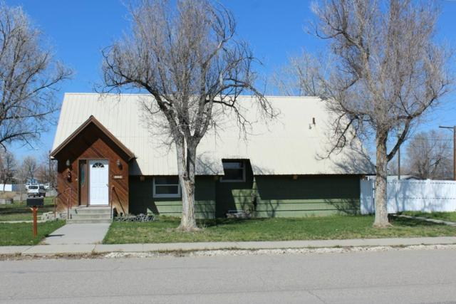 121 8th Street W, Hardin, MT 59034 (MLS #283854) :: Realty Billings
