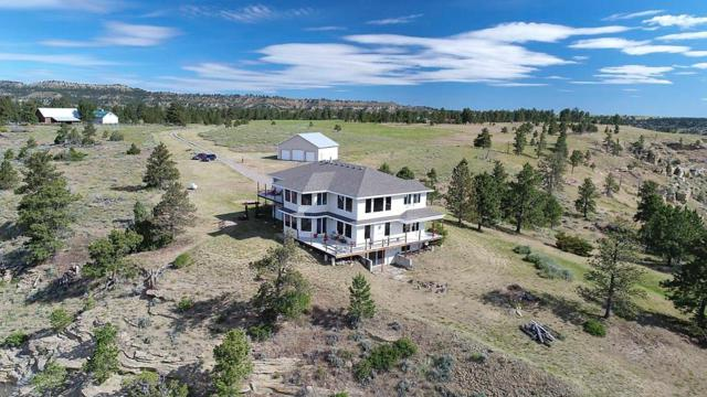 5025 Chief Brave Wolf, Laurel, MT 59044 (MLS #283952) :: Realty Billings