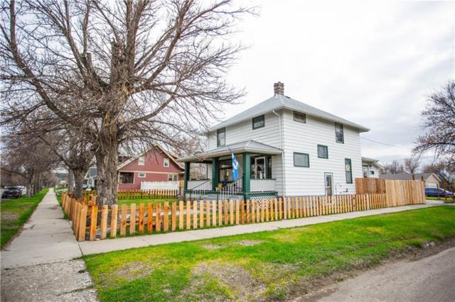 523 3rd Street W, Roundup, MT 59072 (MLS #284050) :: Realty Billings