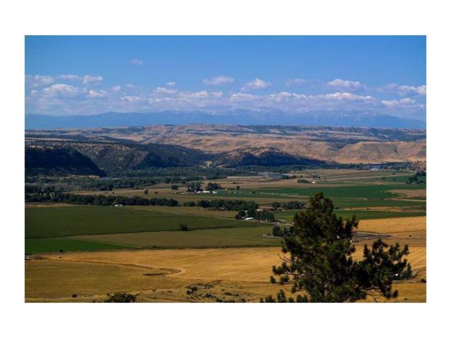 250 Valley Creek Rd, Park City, MT 59063 (MLS #284142) :: Realty Billings
