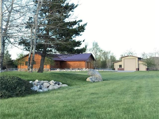 3 Rosebud Road, Absarokee, MT 59001 (MLS #284241) :: Realty Billings