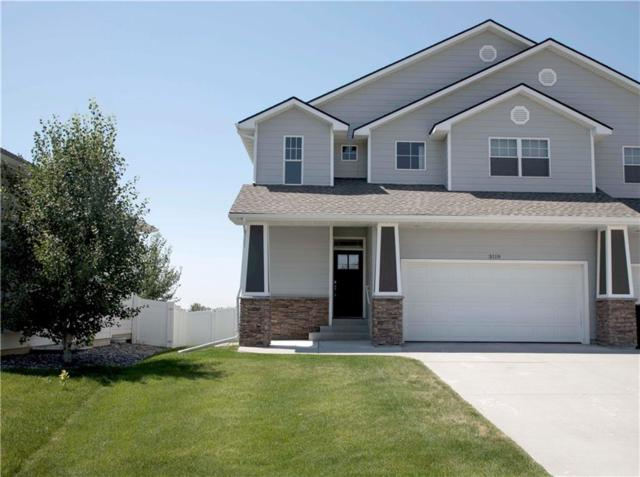 3118 Falcon Ridge Way, Billings, MT 59106 (MLS #284247) :: Realty Billings