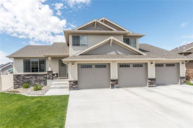 5320 N Thunder Mountain Cove, Billings, MT 59106 (MLS #284263) :: Realty Billings
