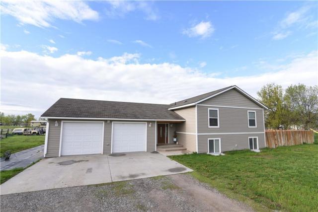 5650 Homer Davis Road, Shepherd, MT 59079 (MLS #284319) :: Realty Billings