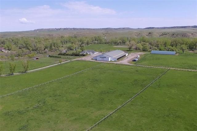 877 Pryor Creek Rd., Huntley, MT 59044 (MLS #284345) :: Search Billings Real Estate Group