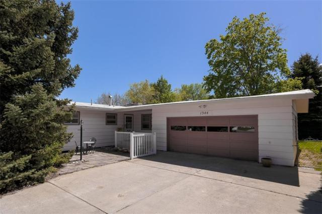 1344 Maurine, Billings, MT 59105 (MLS #284399) :: Realty Billings