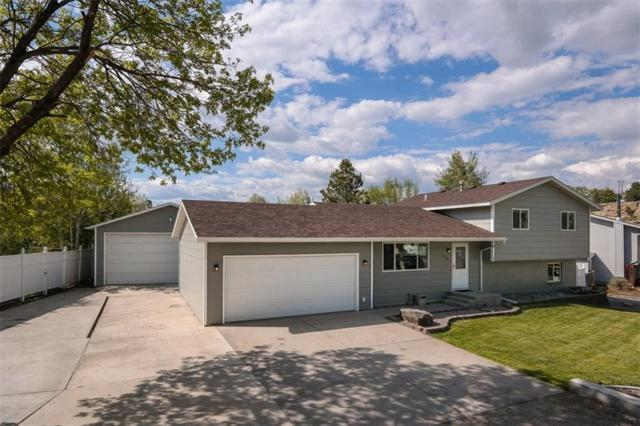 1403 Valley Heights Road, Billings, MT 59105 (MLS #284406) :: Realty Billings