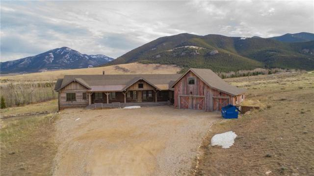 25 Elk Run, Red Lodge, MT 59068 (MLS #284436) :: The Ashley Delp Team